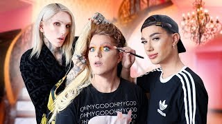 Video Becoming Jeffree Star for a Day MP3, 3GP, MP4, WEBM, AVI, FLV Agustus 2018