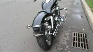 10. my Honda VTX 1800F
