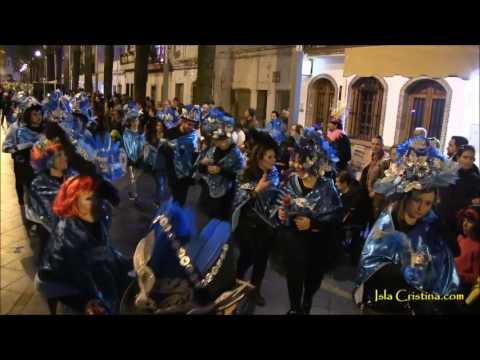 Tradicional Entierro de la Sardina de Isla Cristina 2017