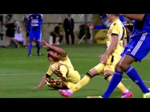 Al Wasl (3) x Al Nasr (2) 28 01 2016 Goals