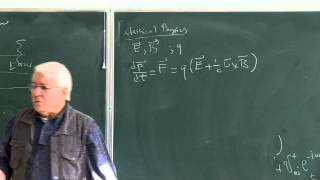 METU - Quantum Mechanics II - Week 5 - Lecture 3