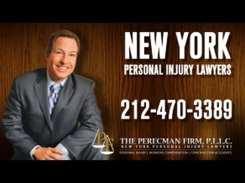 New York Personal Injury Lawyer | Call 212-470-3389 | David Perecman