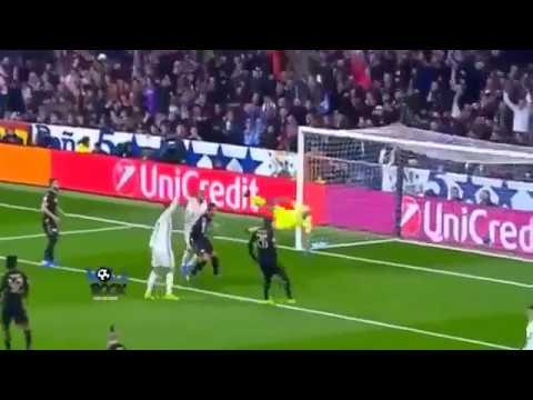 Real Madrid 3 - 1 Napol // All goald and highlights : Champions leauge (HD)