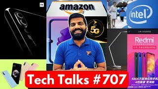 Tech Talks #707 - Xiaomi Leaks, S10 RAM, Zenfone Updates, Uber Flying Taxi, LG Rolling TV