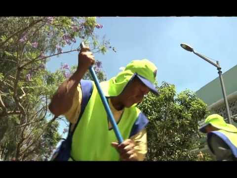 Mantener limpia la Ciudad, es responsabilidad de todos