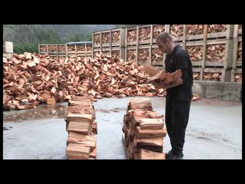 How to dry your seasoned firewood