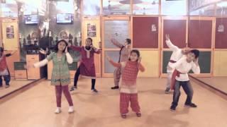 Patiala Peg | Diljit Dosanjh Bhangra Dance Steps  by Step2Step Dance Studio