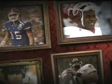 2007 Heisman Trophy Presentation Commercial