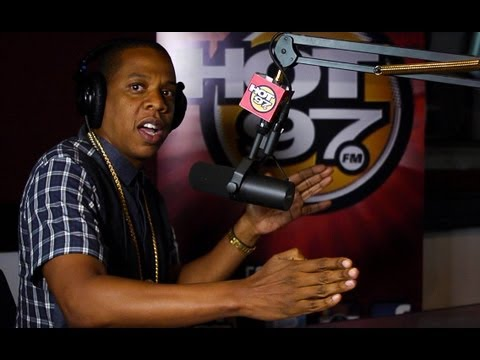Jay - Jay defends Miley Cyrus: http://youtu.be/bdCgDI06OUk Jay-Z on making Magna Carta Holy Grail: http://youtu.be/VlPi4qKdUlc CLICK HERE TO SUBSCRIBE: http://bit....