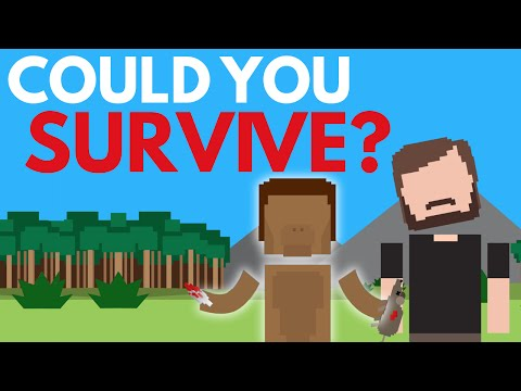 Could You Survive 25 Million Years Ago