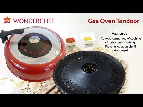 Sanjeev Kapoor's Gas Oven Tandoor