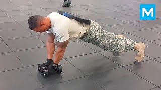 Super Soldier Extreme Army Workout