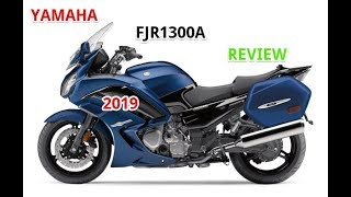 3. 2019 Yamaha FJR1300A Review