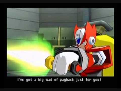 Megaman X Anime Movie Full Part 2