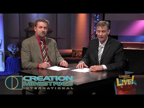 Evolution: Atheists' justification for rejecting God's authority (Creation Magazine LIVE! snippet)