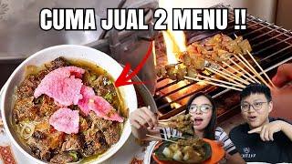 Video 30 TAHUN CUMA JUAL 2 MENU TAPI TETAP LARIS MANIS !! MP3, 3GP, MP4, WEBM, AVI, FLV Januari 2019