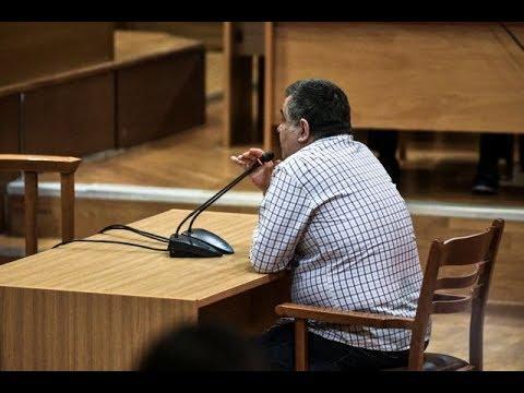 "Video - Τα γυρίζει ο Ρουπακιάς: Λεκτικό ατύχημα η φράση ""απλή ανθρωποκτονία"" - Ήταν μία τραγική ανθρωποκτονία"
