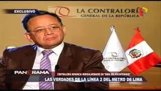Las verdades de la Línea 2 del Metro de Lima – Panorama – 07.08.16