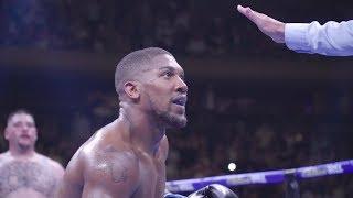 Fight Week | Anthony Joshua vs Andy Ruiz (Behind The Scenes)
