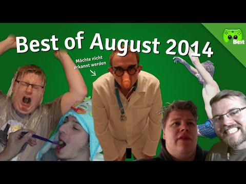 BEST OF AUGUST 2014 «» Best of PietSmiet | HD