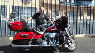 10. 2011 Harley Davidson Ultra Limited!