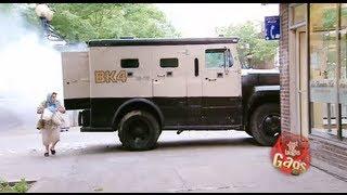 JFL Hidden Camera Pranks&Gags: Bank Robbing Grandmas