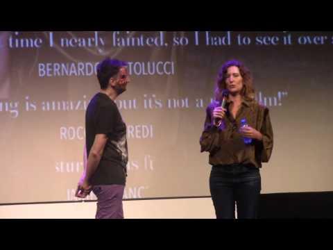 Monica Lisa Stambrini presents Queen Kong