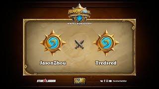 Jasonzhou vs Tredsred, game 1