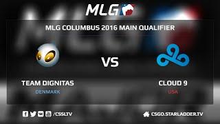 Dignitas vs C9, game 1