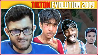 TIKTOK EVOLUTION 2019   CARRYMINATI