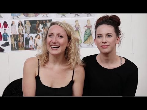 Elise McCann & Stefanie Jones for AussieTheatre