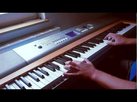 Linkin Park - Lost In The Echo  Piano Cover)