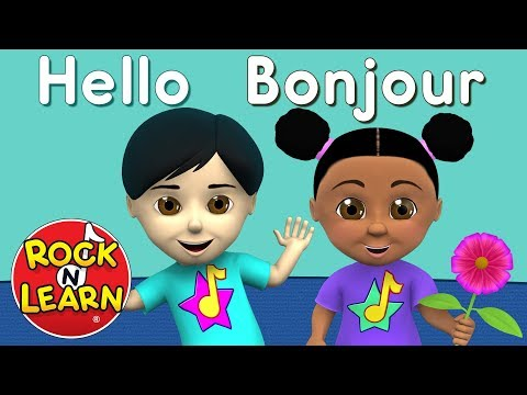 Learn French for Kids - Numbers, Colors & More