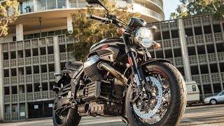 8. Moto Guzzi Griso 8V SE Preview