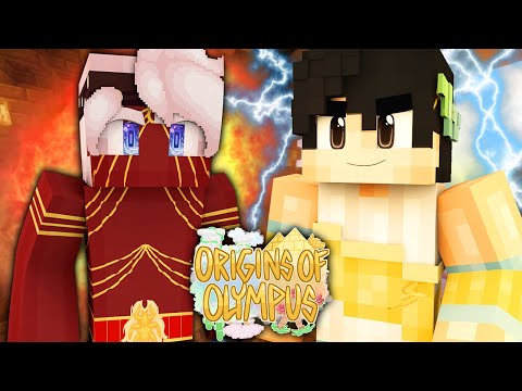 THE SON OF ZEUS ● Origins of Olympus Season 2 ● EP 6 (Percy Jackson Minecraft Roleplay)