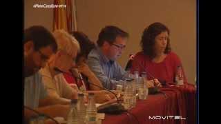 Pleno ordinario del M.I. Ayuntamiento Castalla 30.09.2014