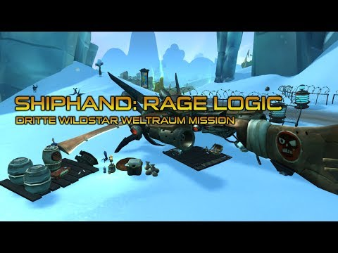WildStar Shiphands: Rage Logic