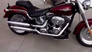 10. 2009 Harley Davidson Fat Boy FLSTF