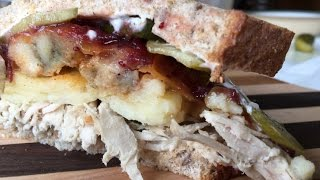 Turkey Sandwich Of Justice - You Suck At Cooking Episode 52