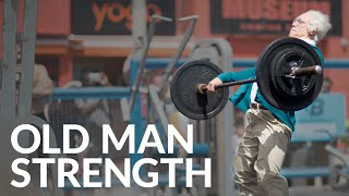 Video Old Man Strength At Muscle Beach MP3, 3GP, MP4, WEBM, AVI, FLV Juli 2019