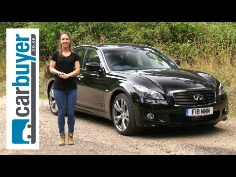 Infiniti M saloon 2013 review – Carbuyer