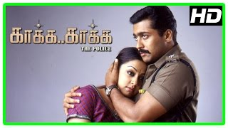 Video Kaaka Kaaka Tamil movie | Suriya Jyothika back to back romantic scenes | Harris Jayaraj MP3, 3GP, MP4, WEBM, AVI, FLV Januari 2018
