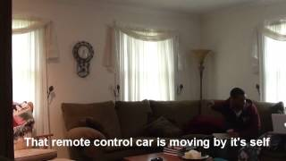 Epic Ghost Prank!!