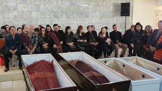 Video Prosesi Kebaktian Arwah Bagi Satu Keluarga Korban Pembunuhan di Bekasi MP3, 3GP, MP4, WEBM, AVI, FLV November 2018