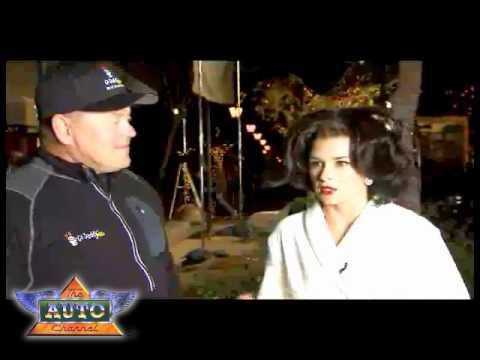 2010 Super Bowl TV Ads: Danica Patrick GoDaddy.com Behind the Scenes video