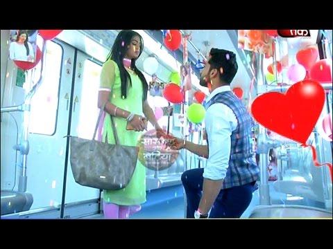Video Shaurya's proposal to Mehek in metro in Zindagi Ki Mehek. download in MP3, 3GP, MP4, WEBM, AVI, FLV January 2017