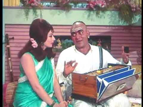 Padosan - 7/13 - Bollywood Movie - Sunil Dutt, Kishore Kumar & Saira Bano