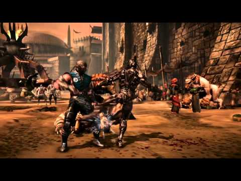 Mortal Kombat X — Kombat Pack 2 Gameplay Trailer