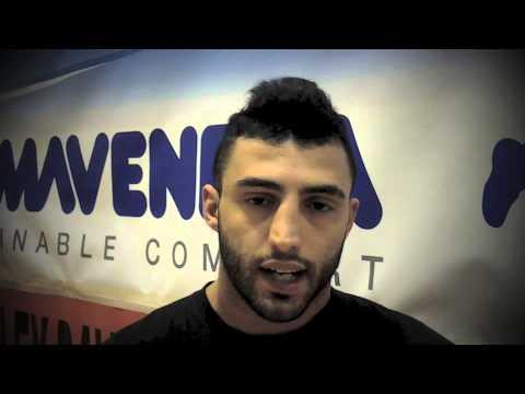 20 APRILE 2013 OKTAGON: Intervista ESCLUSIVA a Giorgio Petrosyan