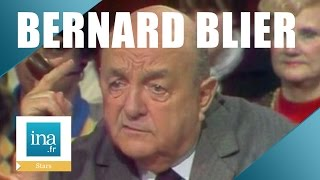 Video Bernard Blier, ses anecdotes avec Raimu, Jean Gabin et Jean Carmet | Archive INA MP3, 3GP, MP4, WEBM, AVI, FLV Juni 2017